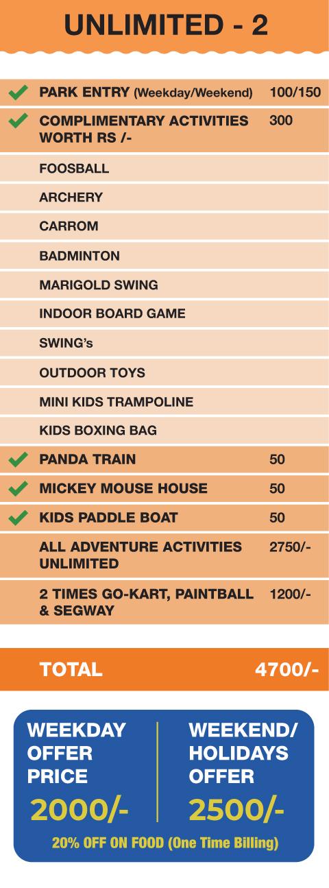 fundore-activities